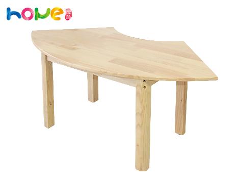 【幼儿园四分之一圆桌】山东厚朴幼儿园