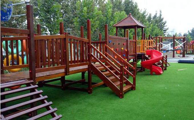 幼儿园滑梯,孩子快乐的搬运工!